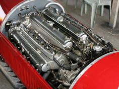 Alfa Romeo 12C 37 High Resolution