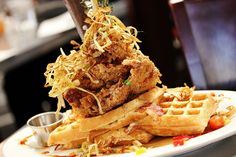 Hash House A Go Go at The LINQ in Las Vegas.