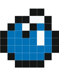 1000 images about pixel art on pinterest pixel art. Black Bedroom Furniture Sets. Home Design Ideas