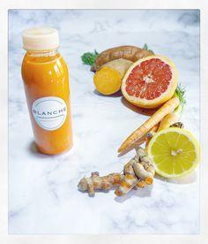 GLOW. . |Sweet potato | Carrot | Grapefruit | Lemon | Turmeric | pepper |. . . . £4.50. Turmeric And Pepper, Juices, Grapefruit, Sweet Potato, Carrots, Glow, Lemon, Potatoes, Stuffed Peppers