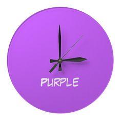 It's PURPLE time!