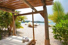 Laid-back, beachfront luxury at Soneva Resort in Koh Kut, #Thailand.
