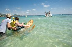 Mallorca is a fantastic holiday destination where everyone can enjoy adapted outdoor activities ...