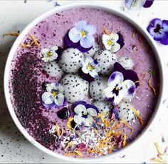 Resultado de imagem para passion fruit smoothie bowl