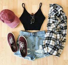 Outfit perfecto para el verano