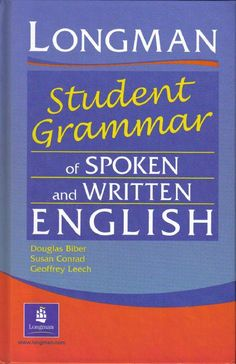 Longman student grammar of spoken and written english by Jorge Rodríguez Gutiérrez - issuu