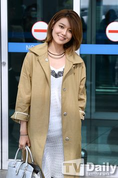 SNSD's SooYoung is off to Milan, Italy! ~ Wonderful Generation