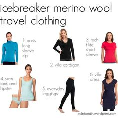 What is THE best fabric for travel? - packing for the journey explains the pros of merino wool