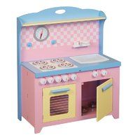 Guidecraft Spielküche Hideaway Playtime Kitchen zusammenklappbar