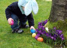 16 Places for #Easter Egg Hunts: Farms, Aquarium, Creek, Railroad, Zoo, Gardens, Cafe. #losangeles #LA #kids