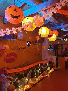 Διακόσμηση Παιδικού Πάρτυ με θέμα HALLOWEEN απο ΔΕΛΦΙΝΑΚΙΑ Freedom, Halloween, Party, Home Decor, Liberty, Political Freedom, Decoration Home, Room Decor, Parties