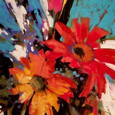 "Daily+Paintworks+-+""Riotous+Redolence""+-+Original+Fine+Art+for+Sale+-+©+Jennifer+Evenhus"