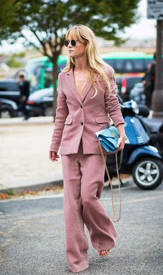 7 Standout Outfit Combinations Inspired by Street Style via @WhoWhatWearUK