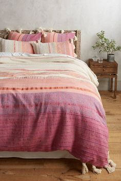 Shop the Woven Sunset Duvet and more Anthropologie at Anthropologie today. Read customer reviews, discover product details and more.