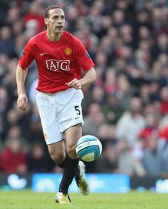 rio ferdinand manchester united - Google Search