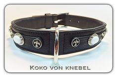 Natural White Stones & Silver Ornaments - Handcrafted by Koko von Knebel - Made in Germany