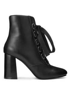 DREW Lace Wrap Boot - View All - Shoes - Miss Selfridge