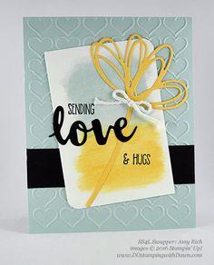 8 Terrific Stampin' Up! Sunshine Wishes Bundle Swap Samples