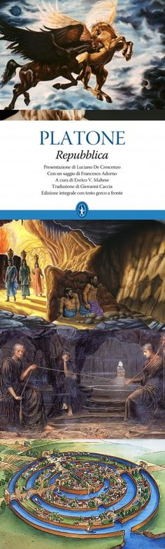 Cinque celebri miti di Platone