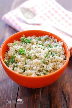 Easy Quinoa Recipe | Healthy Recipes Blog