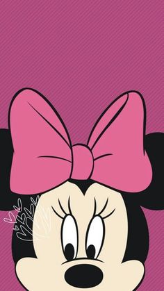 Image shared by ★ Mαяvєℓσus Gιяℓ ★. Find images and videos about cute, pink and wallpaper on We Heart It - the app to get lost in what you love. Mickey Mouse Wallpaper Iphone, Cute Disney Wallpaper, Cute Cartoon Wallpapers, Wallpaper Iphone Cute, Pink Wallpaper, Retro Disney, Disney Mickey, Disney Art, Mickey Mouse Kunst