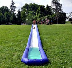 Giant Hillside Water Slide, $599.95 | 31 Things You Never Knew You Needed For A Fun Summer