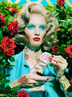Miles Aldridge http://www.milesaldridge.com/selected-work/