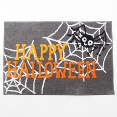 bath accessories at kohls shop our entire selection of bath decor including this happy halloween bath rug at kohls - Halloween Rugs
