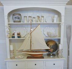 beachcomber: vintage nautical