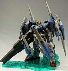 1/100 00000 Gundam Custom Build - Gundam Kits Collection News and Reviews