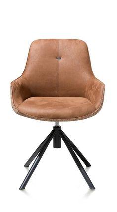 Esszimmer Stuhl im Industrial Look Bridgetown, Wakefield, Chair, Loft, Industrial, Home Decor, Products, Cantilever Chair, Colour