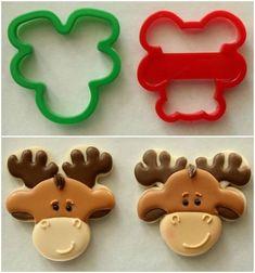 Rainbow Funfetti Cut-out Cookies