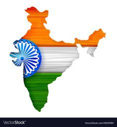 Tricolor indian flag map background for republic vector image on VectorStock Independence Day Drawing, Happy Independence Day India, Independence Day Background, Independence Day Images, Independence Day Hd Wallpaper, Indian Flag Wallpaper, Indian Army Wallpapers, National Flag India, Indian Flag Photos
