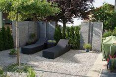 Sichtschutz Granitstelen | Garten | Pinterest | Gardens, Fences and ...