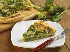 Brokkolis pite