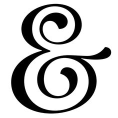 ampersand fonts | Typ o g rap h ica