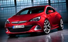 Opel Astra OPC (talks of a Buick Astra, but no follow through yet)