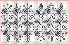 A Reversible Herbal Border Parsley, sage, rosemary & thyme. Blackwork Cross Stitch, Blackwork Embroidery, Cross Stitching, Cross Stitch Embroidery, Embroidery Patterns, Cross Stitch Bookmarks, Cross Stitch Kits, Cross Stitch Patterns, Subversive Cross Stitches