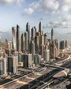 I love UAE City Architecture, Futuristic Architecture, Amazing Architecture, City From Above, Living In Dubai, Future Buildings, Beautiful Landscape Photography, City Wallpaper, Amazing Street Art