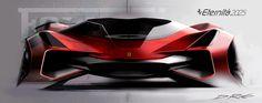 Future Ferrari 'Eternita' 2025
