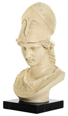 bust of pallas athena - Google Search