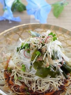 Home Recipes, Asian Recipes, Ethnic Recipes, Japanese House, Japanese Food, Noodles, Sushi, Spaghetti, Food And Drink