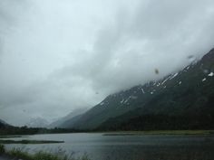 Seward Turnoff - I always grab a photo here - it's one of my favorite spots