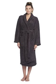 Barefoot Dreams CozyChic Carbon Robe, another great color! How To Organize Your Closet, Barefoot Dreams, What's Trending, Stylish Outfits, Fashion Ideas, Fashion Trends, Lingerie, Celebrities, Womens Fashion
