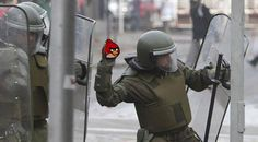 I got an angry bird for you! (photo courtesy of German Lopez @ Facebook https://www.facebook.com/German.Lopez.Peralta)