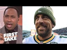 Stephen A. unsure if Matt LaFleur can help Aaron Rodgers Basketball News, Aaron Rodgers, Baseball Cards, Youtube, Youtubers, Youtube Movies