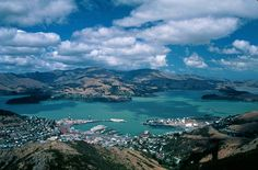 Lyttelton, New Zealand  Planning to visit NZ and/or Australia in 2015.  Gotta save lots of $$$ first.