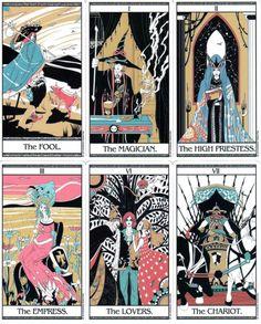 Blue Birds Tarot By Tadahiko Kawaguchi Divination Cards, Tarot Cards, Tarot Major Arcana, Card Tattoo, Tarot Spreads, Prayer Cards, Oracle Cards, Illustrations And Posters, Tarot Decks