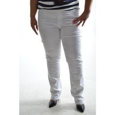 Dámske športové nohavice - biele Pants, Fashion, Trouser Pants, Moda, Fashion Styles, Women's Pants, Women Pants, Fashion Illustrations, Trousers