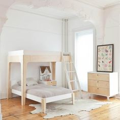 Oeuf Perch Bunk Bed | YLiving.com